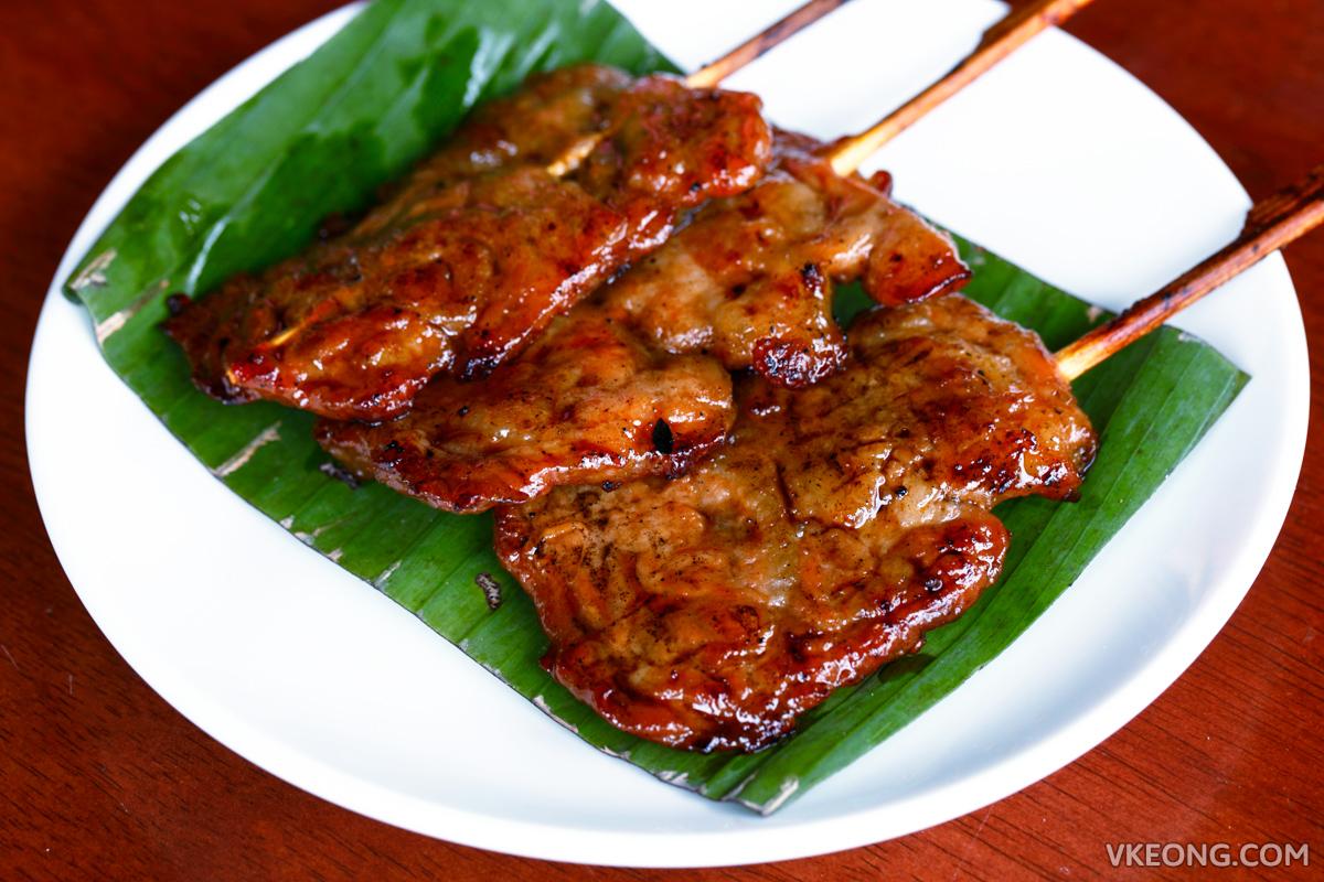 Go Thai SS2 Moo Ping BBQ Pork