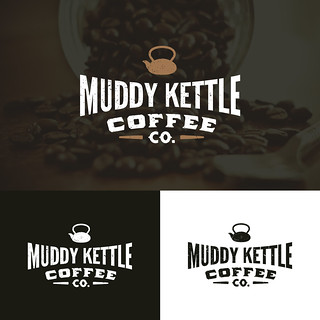 Muddy Kettle Coffee Co. | by SantiagoDesign.com