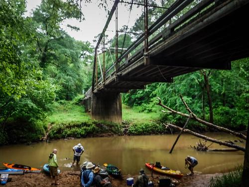 Patterson Steel Truss Bridge on Long Cane Creek-002