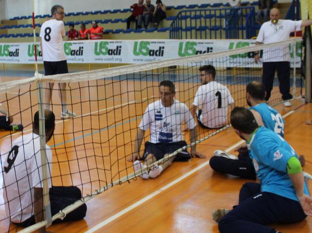 Sitting Volley_Federvolley