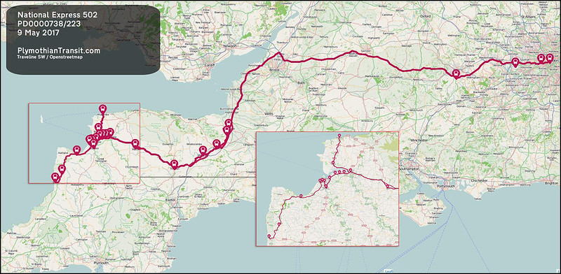 2017 05 09 NATIONAL EXPRESS LTD ROUTE-502 map