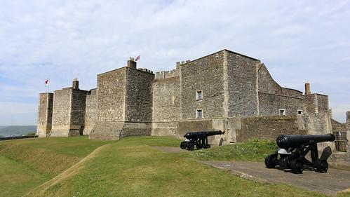 A walk round Dover Castle