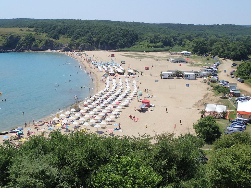 Sinemoretz beach , SE Bulgaria