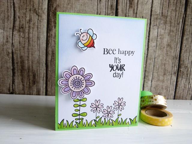 Bee Blog Hop