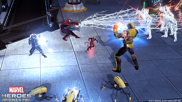 Marvel Heroes Omega Open Beta Begins Tomorrow, Watch the