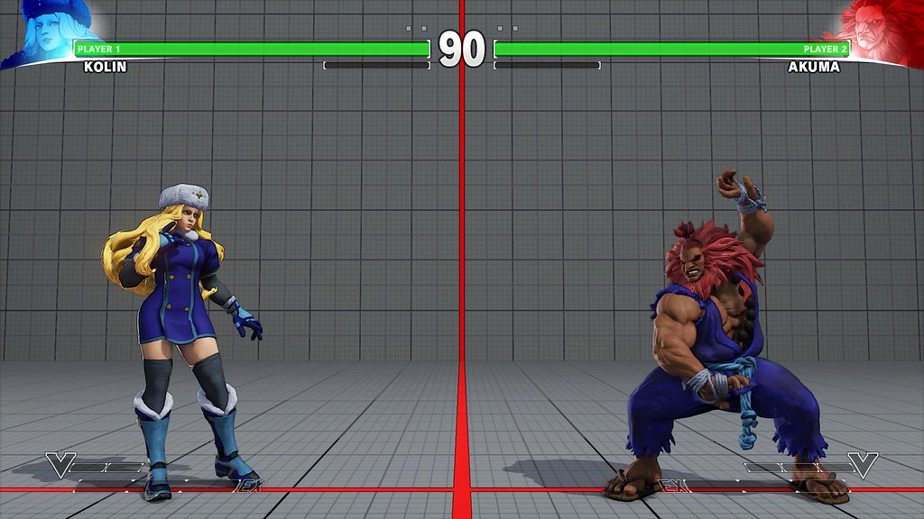Street Fighter V - Capcom Pro Tour 2017