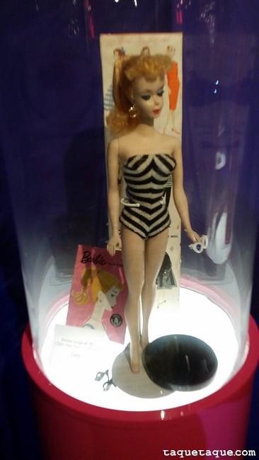 Barbie #1 de 1959