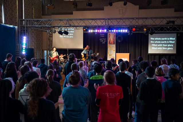 Ignite Youth Festival, Swaffham, April 17