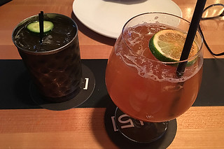 Tap 415 - Dark and Stormy Pimms Cup 415