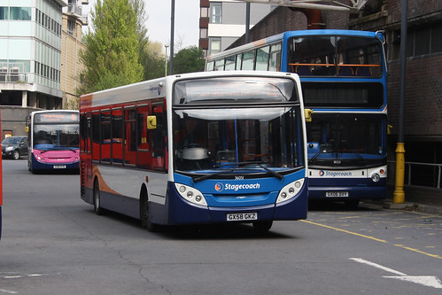 Stagecoach South 36051 GX58GKZ