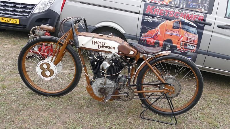 Harley Davidson Racer 2 - Vintage Revival 2017 33715908624_9113934c7f_c