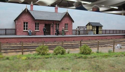 Trowland Station