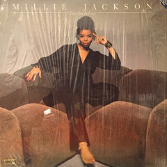 MILLIE JACKSON:FREE AND IN LOVE(JACKET A)