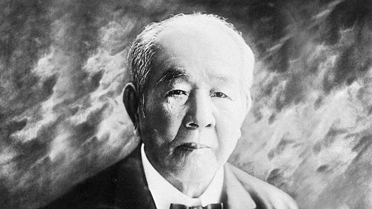 Eiichi Shibusawa - người được coi là cha đẻ của triết lý kinh doanh Nhật Bản hiện đại
