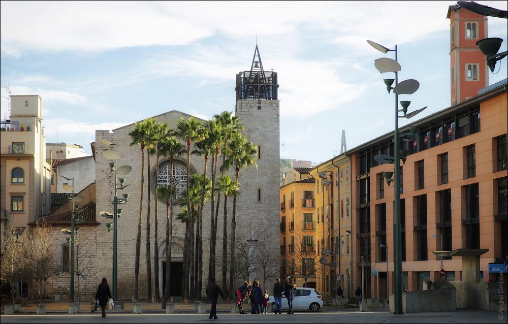 Церковь Санта-Сусанна дель Меркадаль