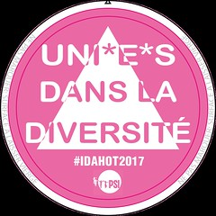 IDAHOT 2017 BADGE