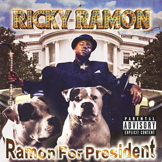 Ricky Ramon - Ramon For President (Front) | by fortyfps