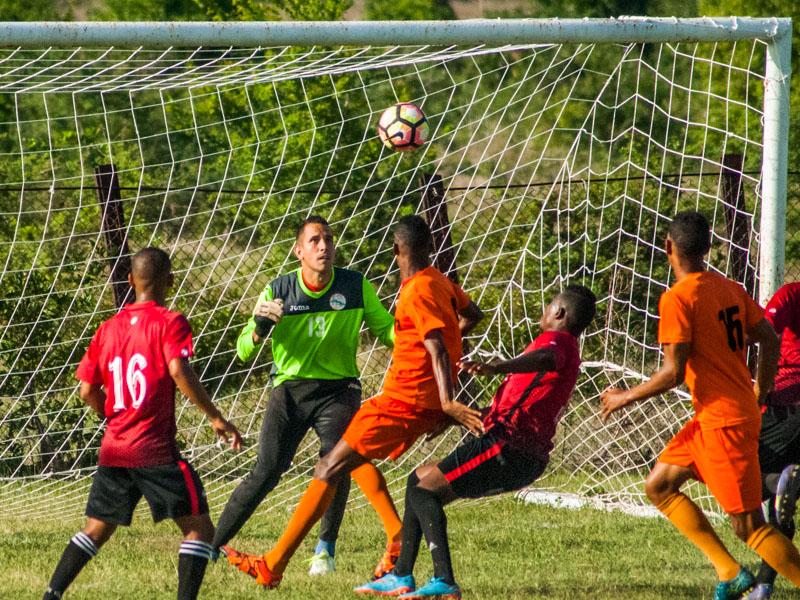 Liga Cubana de Fútbol_2017_Jornada 4_Las Tunas vs Villa Clara (1-2)