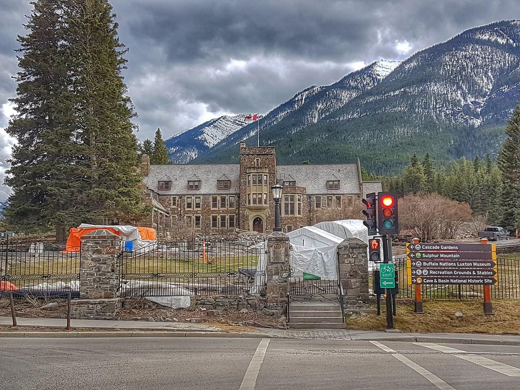 Banff historic