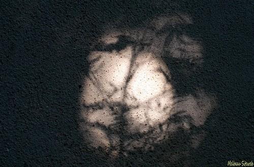 Mur d'ombre & de lumière