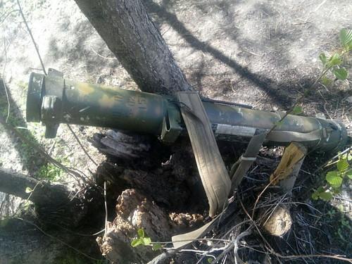 СБУ виявила два факти використання бойовиками російської зброї