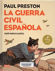 Paul Preston y Jose Pablo García, La guerra civil española