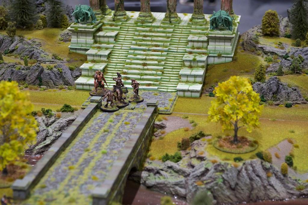 Darklands table