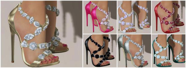 [Gos] Karima Sandals