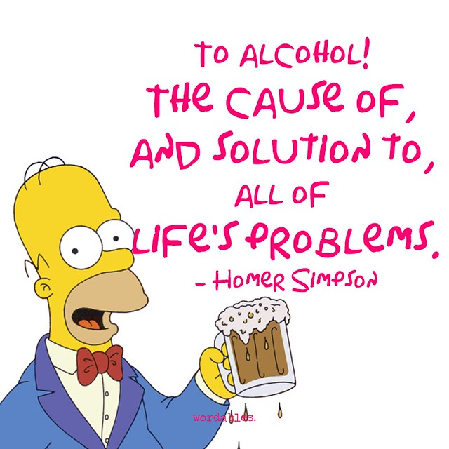 Homer-to-alcohol