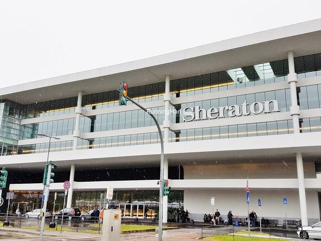 Sheraton Malpensa Hotel 01 - Exterior Facade