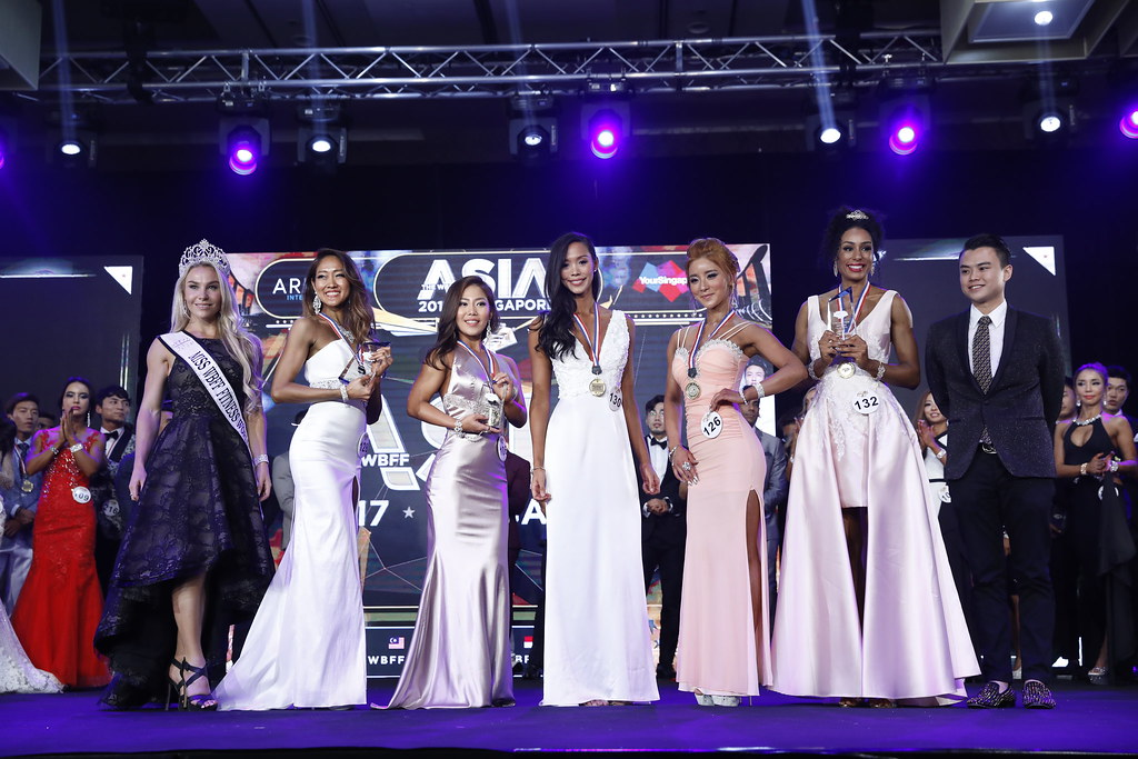 Winners for World Beauty Fitness and Fashion Asia 2017 Crowned - Alvinology