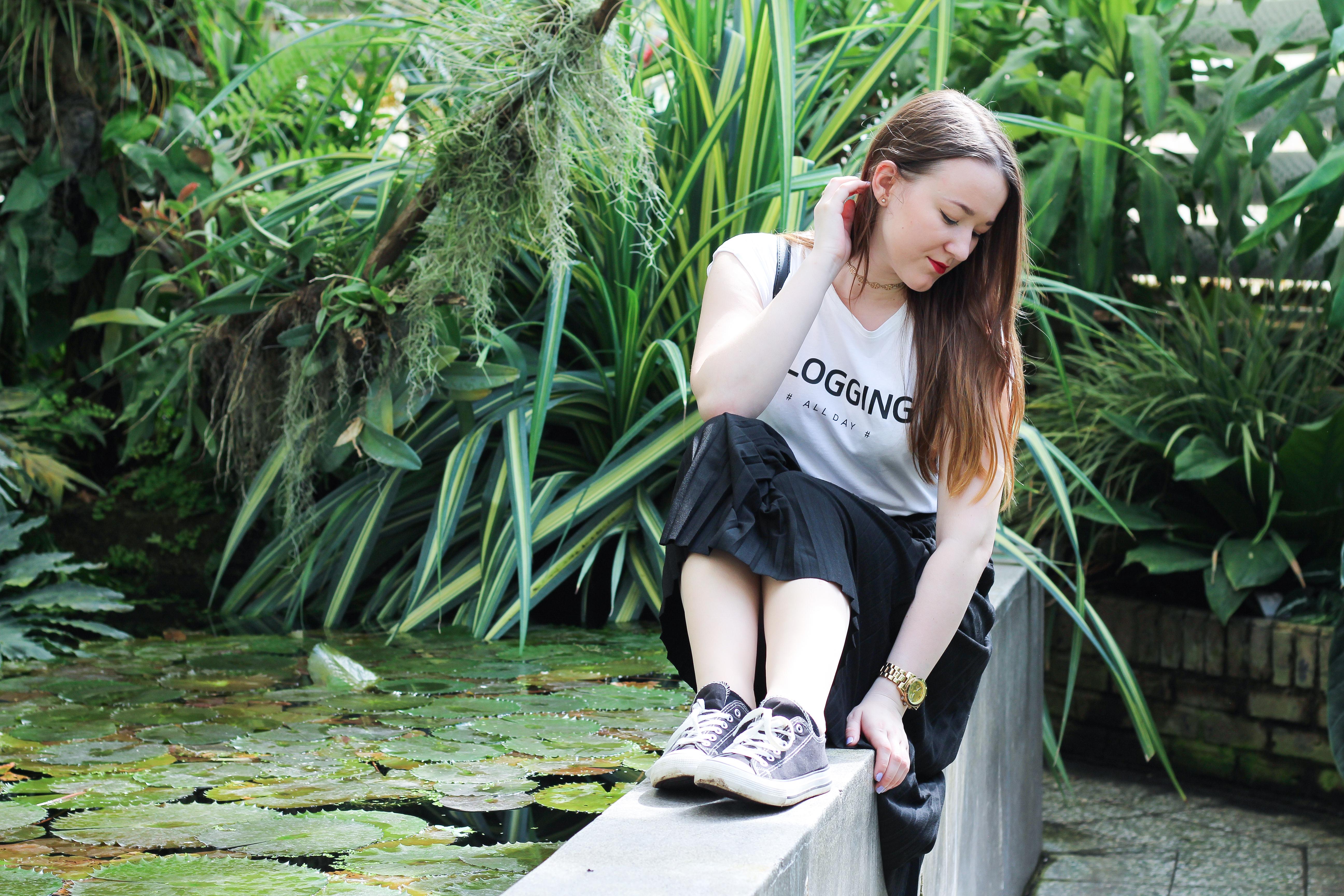 jungle garden slovakia blogger