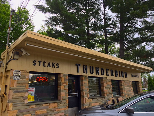 Thunderbird Steak House Broomall, PA - Pennsylvania - Retro Roadmap 2017 | by Mod Betty / RetroRoadmap.com