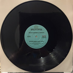 RENATA BARNES & COMPANY:BOOGIE DOWN CHOO CHOO(RECORD SIDE-A)