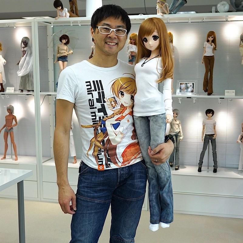 [Smart doll] Smart doll Plus (Mirai Mannequin Machine) - Smartdoll de 120 cm - Page 4 34404265600_f36d961cf4_c