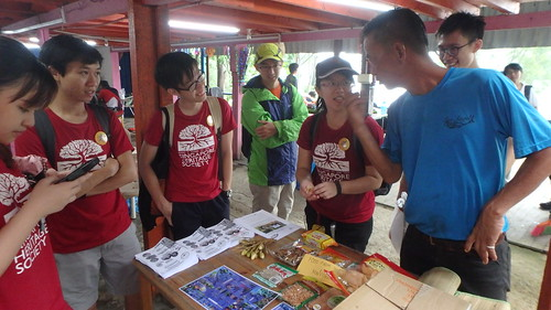 Living Fisher Village at Pesta Ubin 2017
