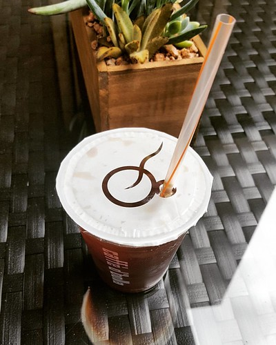 Come have a super delicious and refreshing iced Americano today!
