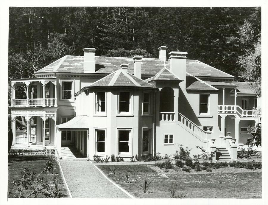 The Island House Roosevelt Iswland
