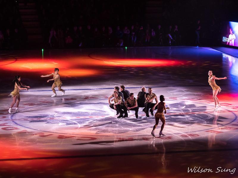 Stars on Ice Toronto 2017