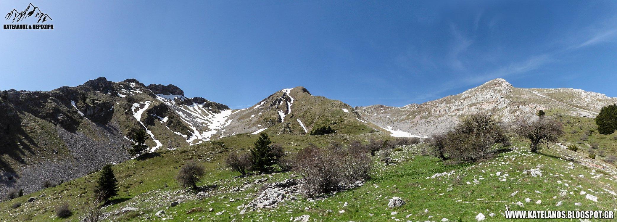 χελιδονα κλασσικη διαδρομη βουνο χιονουρες ανοιξη