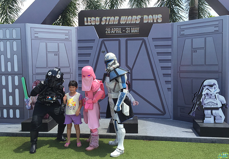 Legoland Star Wars Days 2017