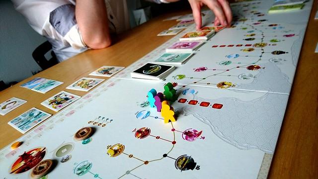 Tokaido är en av ledarskapsbloggarens favoritspel