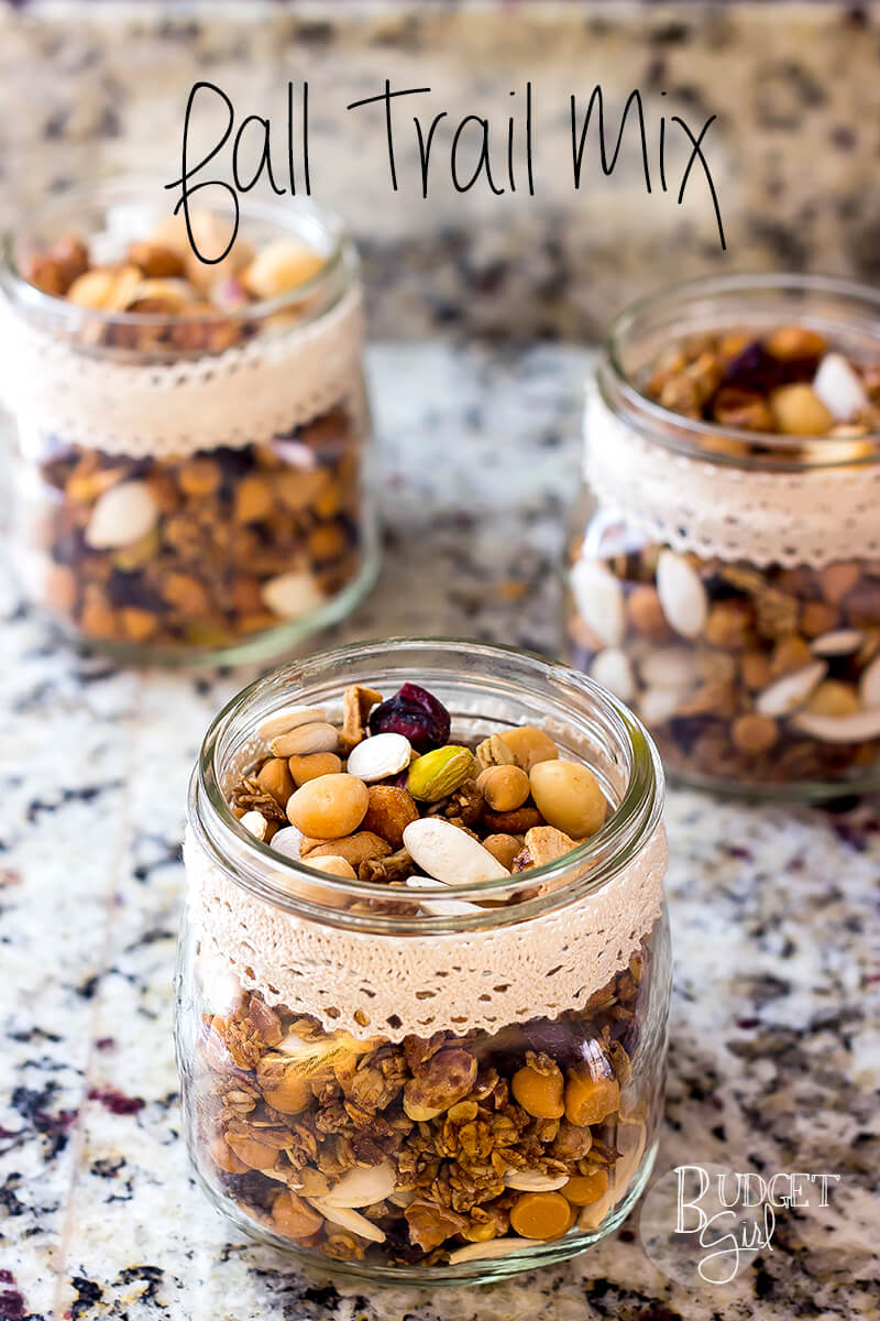 Caramel Apple Fall Trail Mix