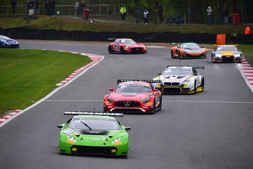 Ezequiel Perez Companc - Norbert Siedler, Lamborghini Huracan GT3, Blancpain GT Series Sprint Cup, Brands Hatch 2017