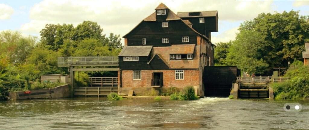 英國國民信託的Houghton Mill。圖片提供:National Trust。