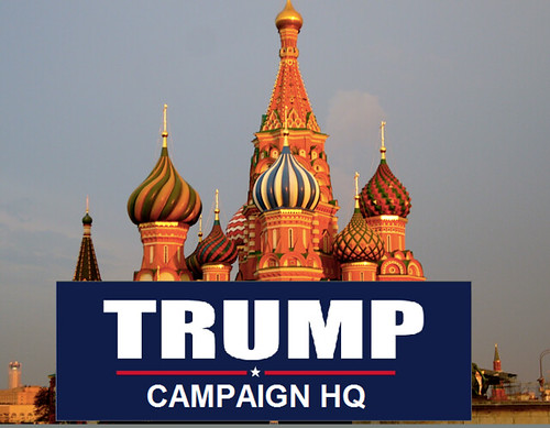 The Trump Campaign Contacted Russia at Least 18 Times