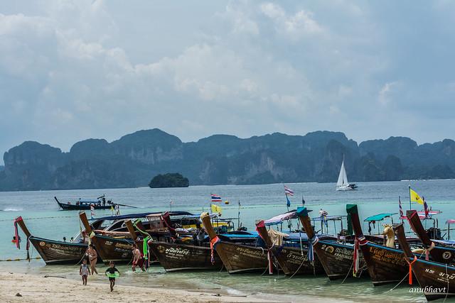 Koh Poda Island (Krabi, Thailand)