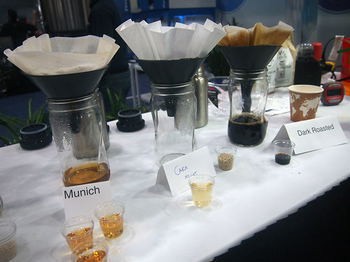 ASBC Hot Steep Malt Sensory Method (demonstrated by Craft Maltsters Guild)