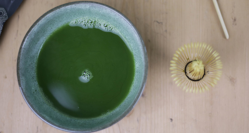 Kanuka Matcha Tea