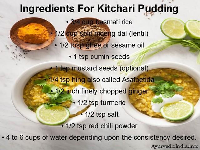 Ayurvedic Food Kitchari A Weight Loss Diet-2